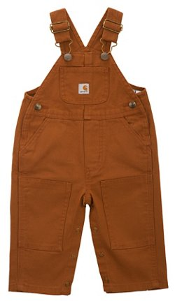 Infants' Washed Bib Overall