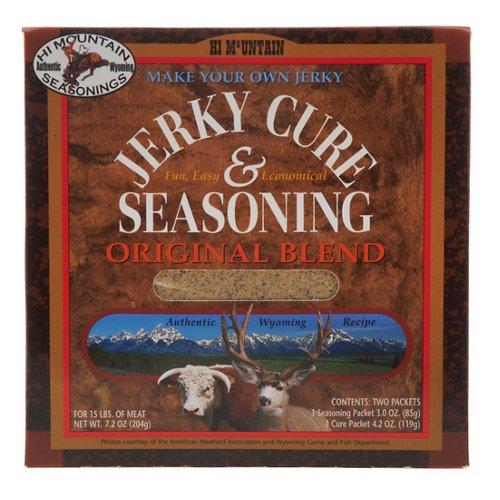 Hi Mountain Jerky Original Blend Jerky Seasoning and Cure