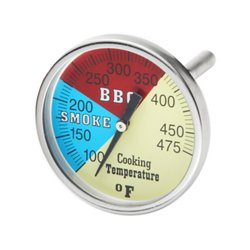 "Smoker and Grill 2"" Temperature Gauge"