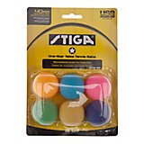 Stiga® One Star 40 mm Regulation Size Table Tennis Balls 6-Pack
