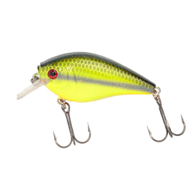 H2O XPRESS CRS-NR Silent Crankbait Chartreuse Shad – Fresh Water Hard Baits at Academy Sports