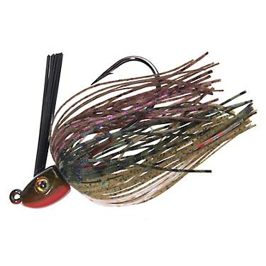 Lot of 3 STRIKE KING 3//8oz HACK ATTACK HEAVY COVER SWIM JIG in 2 colors