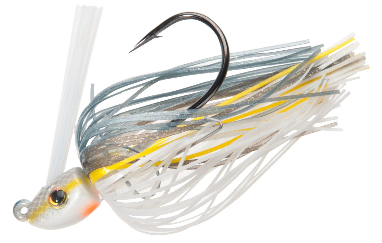 Display product reviews for Strike King Hack Attack 1/4 oz. Heavy Cover Swim Jig