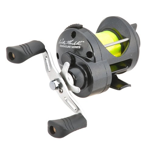 Lew's Wally Marshall Signature Series Crappie Reel Right-handed