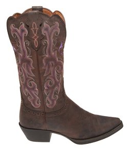 Justin Girls' Stampede™ Cowboy Boots