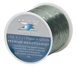 H2O XPRESS 12 lb - 1,220 yd Monofilament Fishing Line