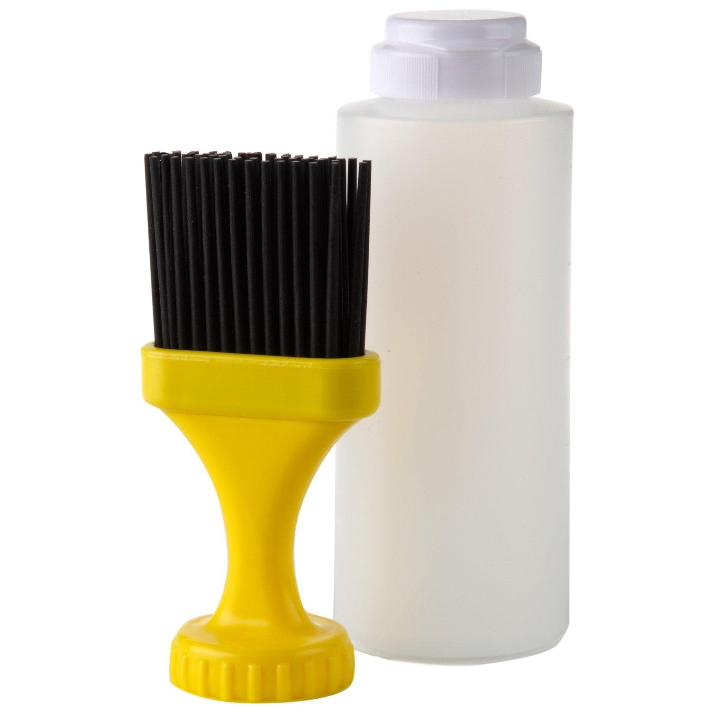 Mr. Bar-B-Q Ultimate Silicone Basting Bottle and Brush