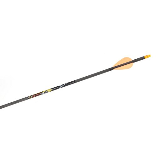 Carbon Express® Hot Rod 6075 30' Carbon Arrows with Predator Vanes