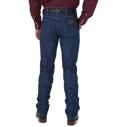c57e744c Wrangler Men's Premium Performance Cowboy Cut Slim Fit Jean | Academy