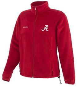 Columbia Sportswear Men's University of Alabama Full-Zip Flanker Jacket