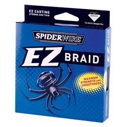 Spiderwire® EZ Braid™ 50 lb. - 300 yards Braided Fishing Line