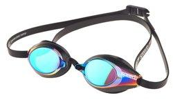 Speedo Adults' Speed Socket Mirrored Swim Goggles