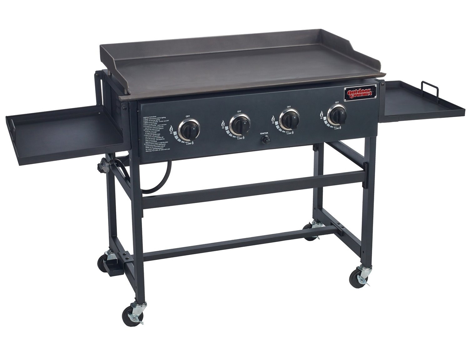 Outdoor Gourmet 36 In Griddle   View Number 1 ...