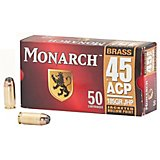 Monarch® ACP JHP .45 185-Grain Centerfire Ammunition