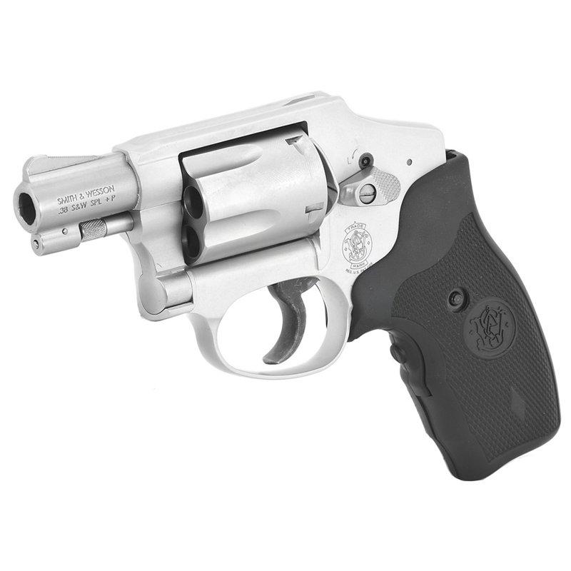 Smith & Wesson Model 642 .38 Special Revolver Silver – Handgun Rvolvr/Single Centre at Academy Sports