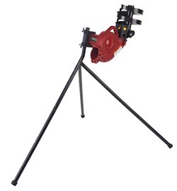 Trend Sports BaseHit Pitching Machine with Ball Feeder