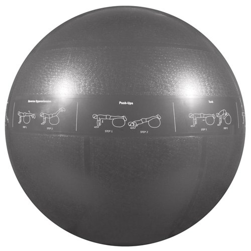 GoFit Adults' 75 cm Professional Grade Stability Ball