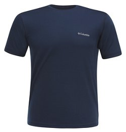 Columbia Sportswear Men's Meeker Peak Short Sleeve Crew T-shirt