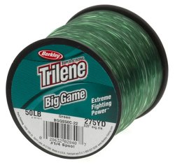 Berkley® Trilene Big Game 50 lb. - 275 yards Monofilament Line