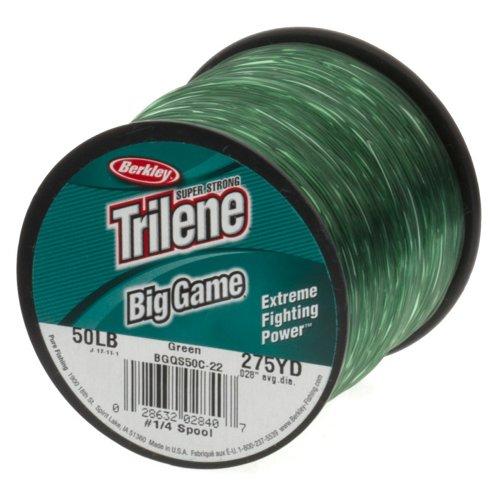 Berkley® Trilene Big Game 50 lb. - 275 yards Monofilament Line