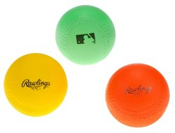 Rawlings 5-Tool Training Baseballs 3-Pack