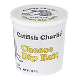 Catfish Charlie 12 oz. Cheese-Flavored Dip Bait