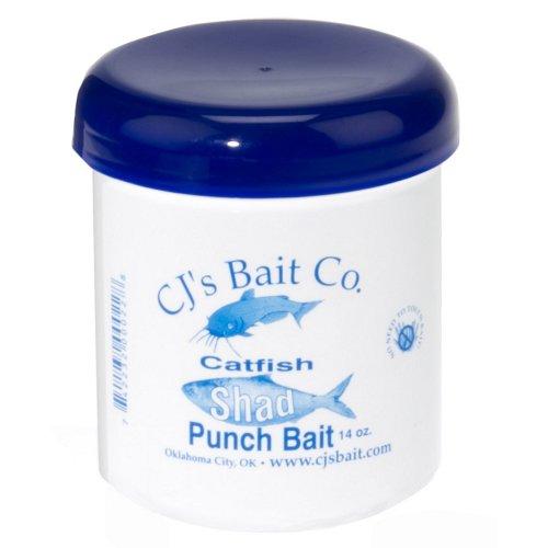 CJ's Bait Company 14 oz. Catfish Shad Punch Bait