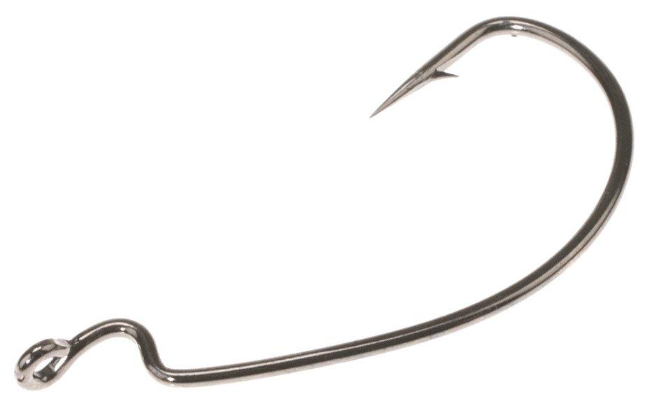 H2O XPRESS Super Lock Single Worm Hooks 25-Pack