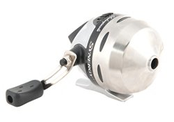Shakespeare® Synergy Steel 10-B Spincast Reel Convertible