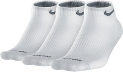 Nike Men's Dri-FIT Half Cushion Low-Cut Socks 3 Pack