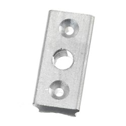 "Pro Series 1/2"" Thread V-Round Rail Base"