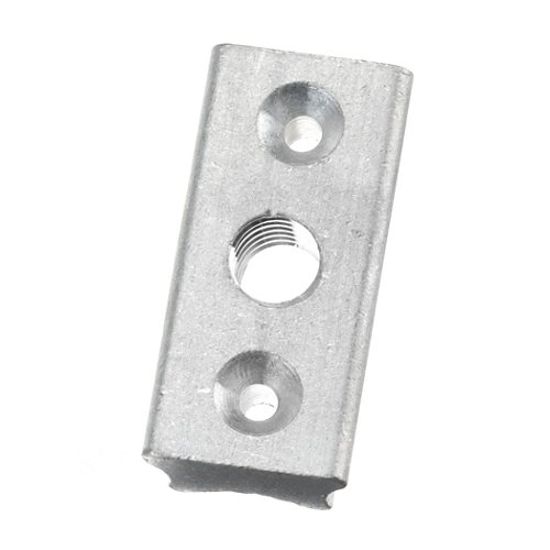 Driftmaster Pro Series 1/2' Thread V-Round Rail Base
