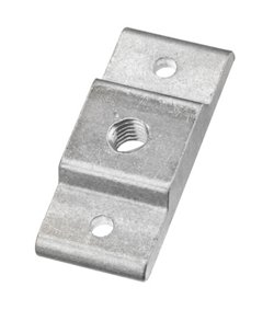 "Driftmaster Li'l Pro Series 3/8"" Thread Flat Rail Base"