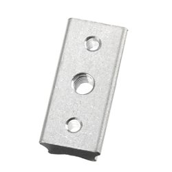 "Li'l Pro Series 3/8"" Thread V-Round Rail Base"