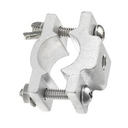"Li'l Pro Series 3/8"" Thread Round  Clamp Base"