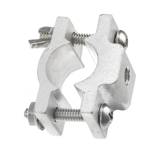 Driftmaster Li'l Pro Series 3/8' Thread Round  Clamp Base