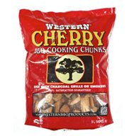 Western Cherry BBQ Cooking Chunks
