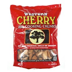 Cherry BBQ Cooking Chunks