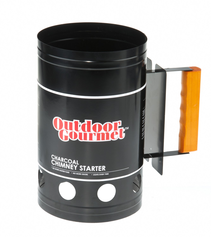 Outdoor Gourmet Charcoal Chimney Starter