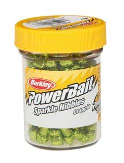Berkley® PowerBait 1.2 oz. Crappie Sparkle Nibbles
