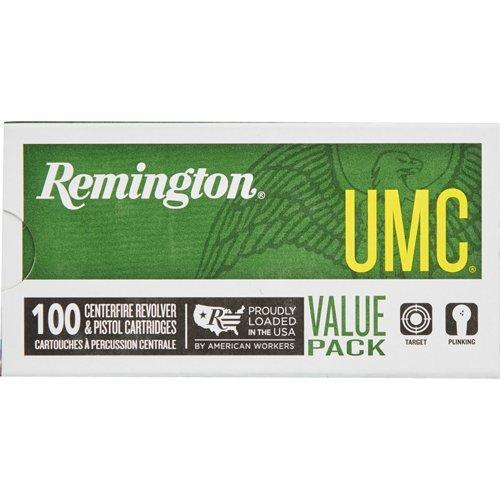 Remington UMC 9mm Luger 115-Grain Centerfire Ammunition