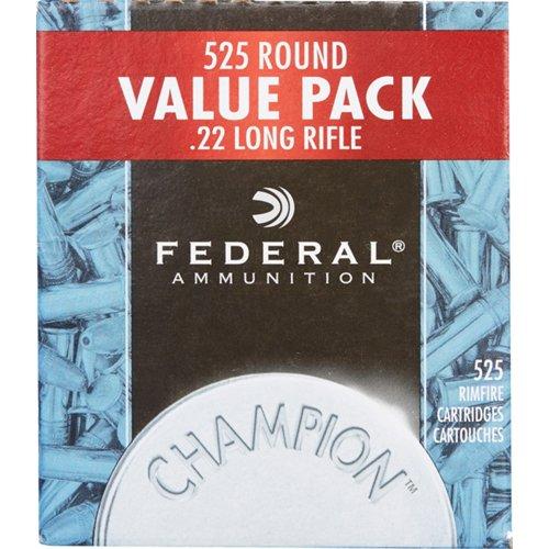 Federal Premium® Ammunition Champion .22 LR 36-Grain Rimfire Ammunition