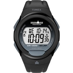 Men's Ironman 10-Lap Watch