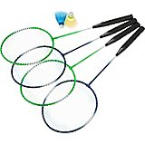 Superior 4-Player Badminton Racquet Set