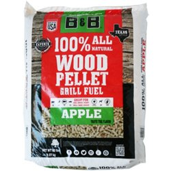 Apple 20 lb. Pellet Grill Fuel