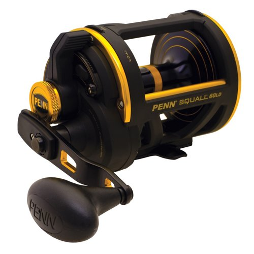 PENN Squall Lever Drag 60 Conventional Reel Right-handed