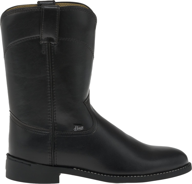c1f871132c0 Justin Men's Basic Roper Western Boots