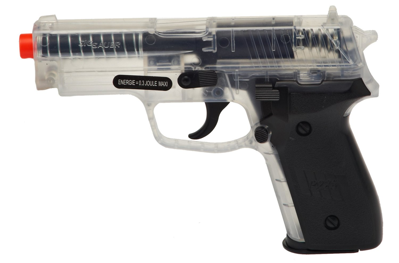 Soft Air USA SIG SAUER P228 Spring-Powered Air Pistol
