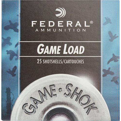 Federal Premium Ammunition Game-Shok® Game Load 12 Gauge Shotshells