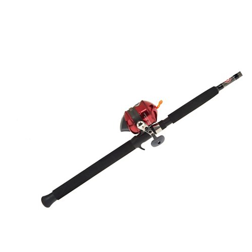 Zebco Coastal Conservation Association Inshore 6'6' M Saltwater Spincast Rod and Reel Combo
